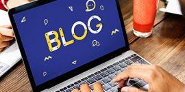 Blog Yazarlığı
