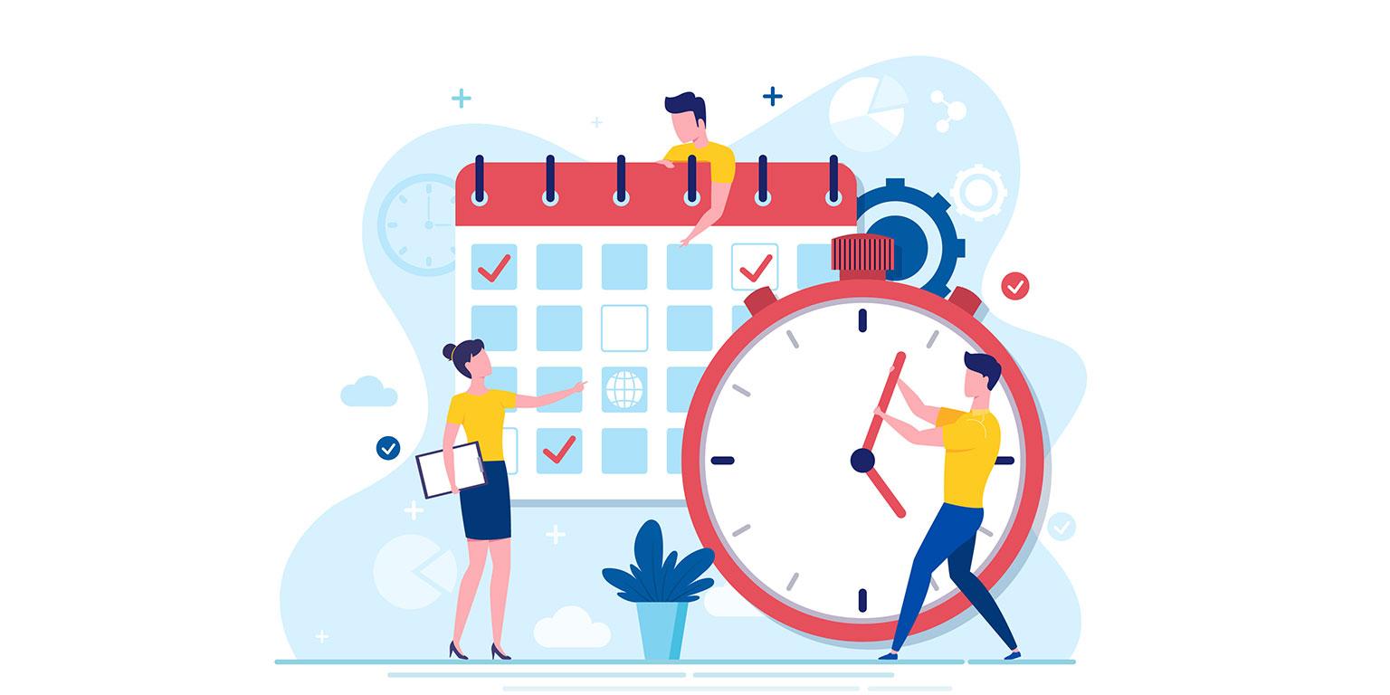 zaman yönetimi planlaması