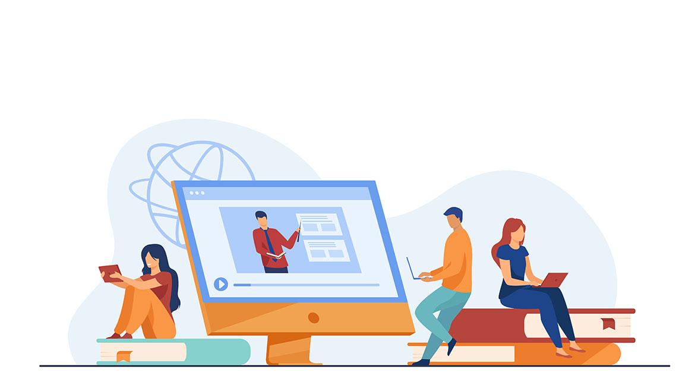 online eğitim alacak kişilerde gereken özellikler